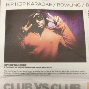Hip Hop Karaoke in Metro - Best Things To Do!