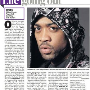 Hip Hop Karaoke + Players Ball Featured in Metro!