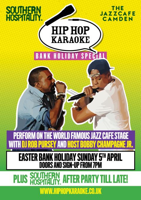 HHK Jazz Cafe A3