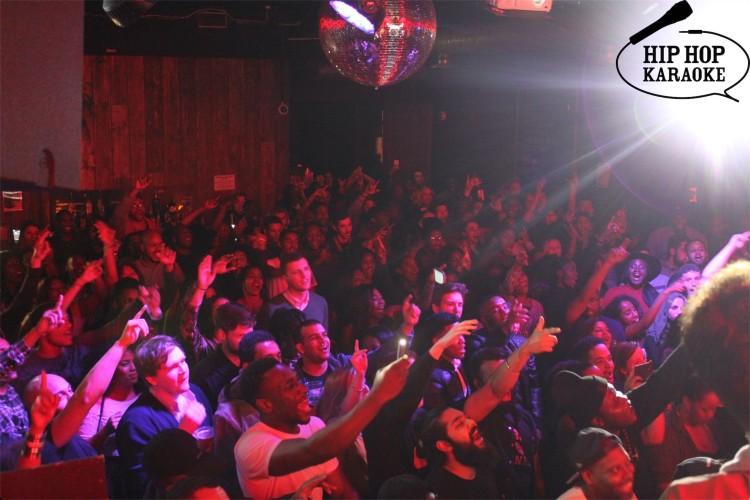 Hip Hop Karaoke Easter Sunday Special @ Hoxton Square Bar ...