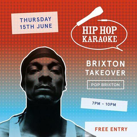 Pop Brixton June IG