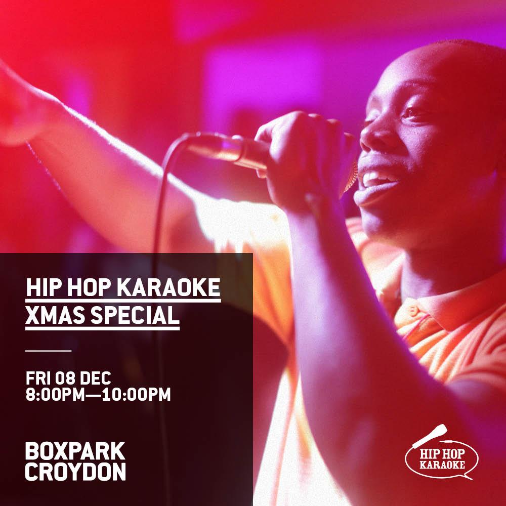 Online_Croydon_Social_Panels_17_12_08_Hip_Hop_Karaoke_Xmas_Special